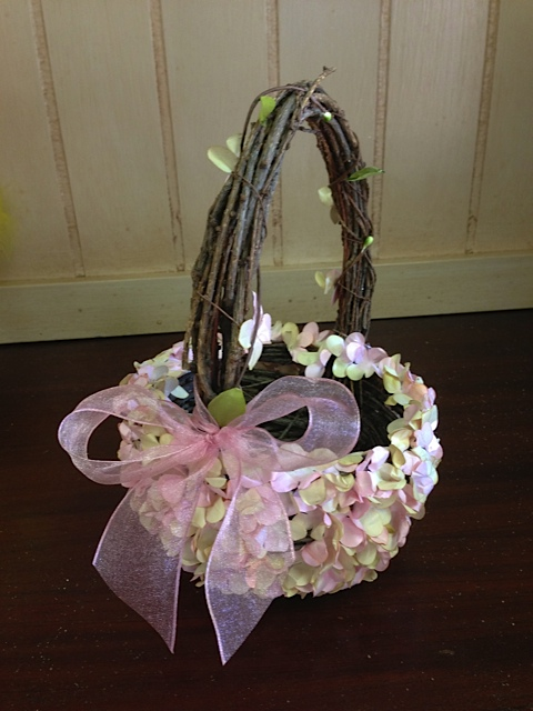 Flower Girl Baskets For Your Southern Wedding